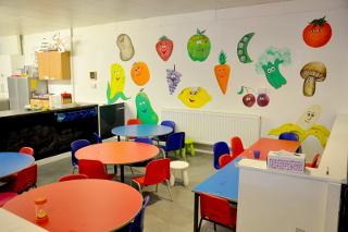 Our Healthy Eating Options Little Angels